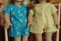 Grandma's Storehouse of Doll Clothes / Doll clothes