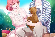anime romans