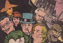 comic & graphic novel art