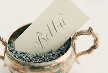 Inspire: Place cards