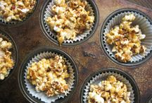 Recettes Sucrées / Les meilleures recettes de popcorn sucré !