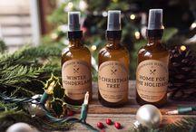 essential oils / duh