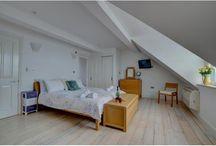 Whitewash bedrooms