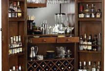 BELLY UP TO THE BAR!!! / BAR IDEAS / by Robin Orvin