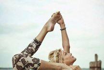 Lovely yoga pose :)