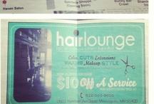 Hair Lounge Minneapolis / Local.Independant.HairArt.