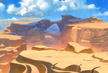 concept art_desert