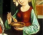 15th century sleeveless dress