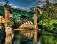 Bridge / passages over... / by Gayle Staehnke