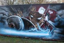 Art / Art: tattoo, graffiti, airbrush, pencil