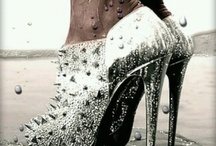 Shoes!! / by Mateya Vesely