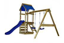 Outdoor Kids Wooden Play Centre