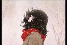 gobugi ilustraciones <3 / imágenes del destacado ilustrador coreano gobugi