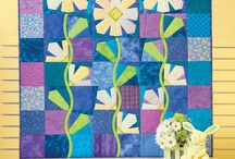 Mostly Flowers / quilts with flowers