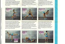 Lower body workout / by Christe Clingan Hargrove