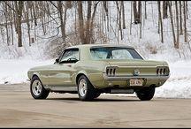 1967 Mustang / by Cheryl Yoder