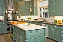 kitchen ideas / by Lucy Hanks