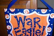 War Damn Eagle! / by Kristie Walters