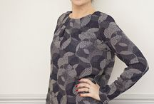Clara Blouse Sewing Pattern