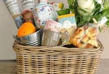 Decor ideas: Baskets