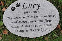 Engraved Pet Memorial