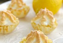 Mini lemon pie