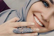 Beautiful muslima