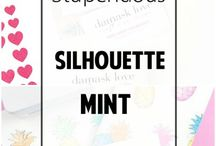 Silhouette mint projects