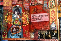 Art Journals / by Susan Landis-Steward