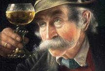 Art ~ Carl Heuser ( német, 1827-1892)