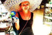 Mexico / Sombrero's, Maya culture, Nature, Sun, Sister love!