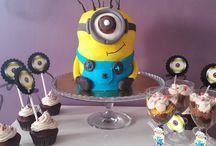 Benim yaptıklarımm pastalarım / www.cup1cake.com  sugar fondant cake