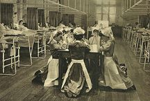 Nurses in history
