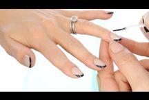 Nails....Nails.. and more Nails. :) / by Nadaly Carrasco