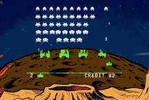 Space Invaders / Moved video games out of pool halls and into shopping malls.