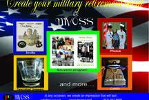 Military Traditions and Ceremony / From invites, ceremony program, photos, personalized giveaways, cakes and more... MVOSS got you cover