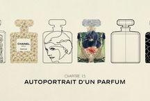 Inspiration luxe / Tableau de tendance sur le thème du luxe