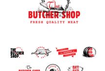 Slagers winkel (butcher shop)