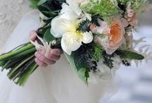 Bouquets / A few of my favorite wedding bouquets.