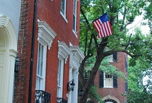 Exploring Virginia / A new place to call home. They say Virginia is for lovers! / by Susan Lentell