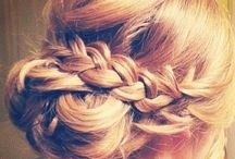 Kampaukset, hiukset