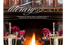 The Literary Society / by Megan James