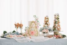 spring wedding / Having a wedding in the spring then this is the perfect board for you