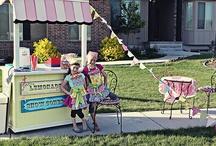FOR THE GIRLS - Lemonade Stands