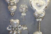 decorazione palloncini arg