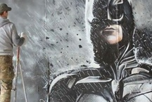 Batman Graffiti / by Graffiti Creator