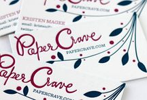 First Impressions / Creative business cards, beautiful storefront designs, etc. / by Mijokyune
