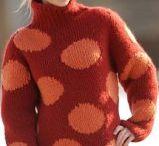 cosy turtleneck sweater
