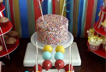 Circus Themed Party / Fun ideas for a Circus or Carnival themed birthday party