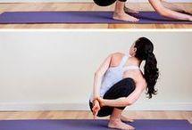 Yoga e exercícios